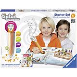 tiptoi® Starter-Set mit Stift (mit Player) & Buch WWW Unsere Jahreszeiten