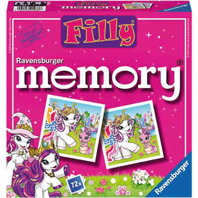 Filly® World memory®