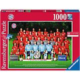 Puzzle FC Bayern München Saison 2015/2016 1000 Teile