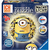 puzzleball® Nachtlicht Minions 72 Teile