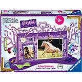 3-D-Puzzle Girly Girl Edition Schmuckbäumchen Pferde