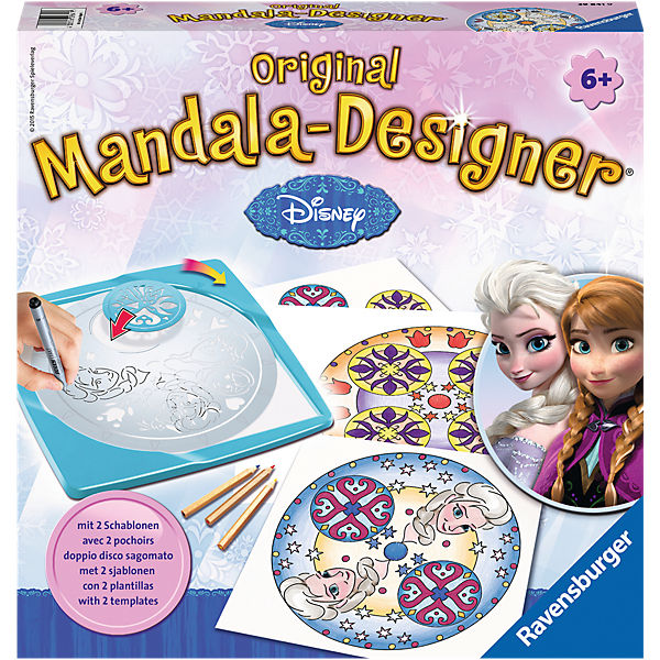 2 in 1 Mandala® Disney Frozen