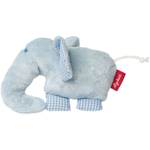 Sigikid 40953 Organic - Quietsch-Elefant sigikid first hugs