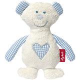 Sigikid 40957 Organic - Rassel Bärchen sigikid first hugs