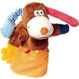 Sigikid 41029 Aktiv-Handpuppe Hund - PlayQ