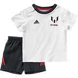adidas Performance Baby Set Messi: T-Shirts + Shorts für Jungen