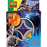 Creative Kreativset Galaxy-Knete 4x120 g