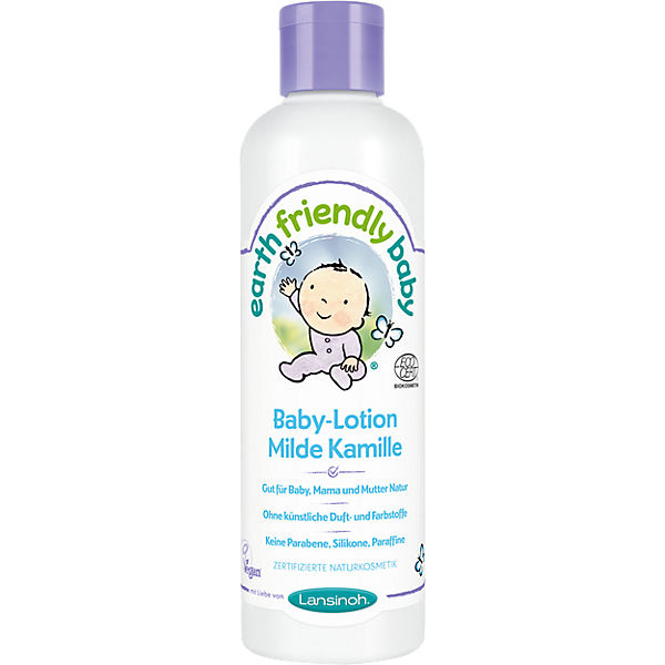 Baby-Lotion, Milde Kamille, 250 ml