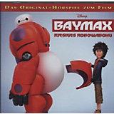 CD Disney Baymax - Riesiges Robowabohu (Hörspiel zum Film)