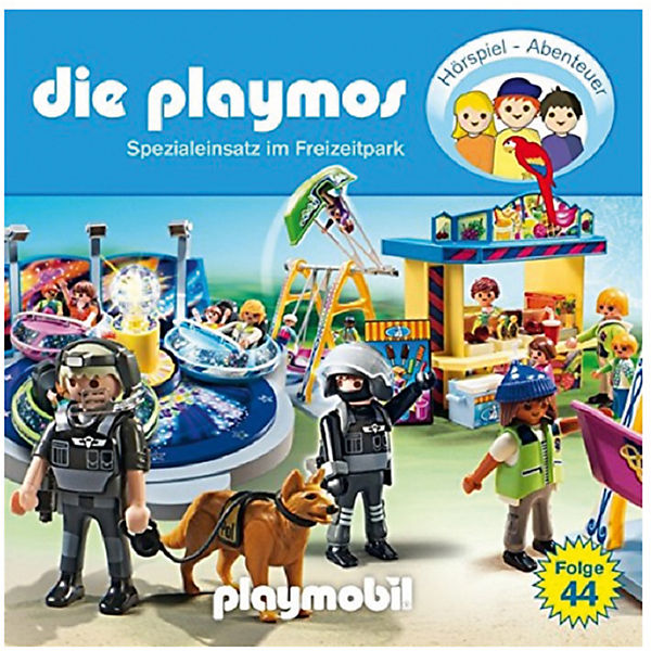 CD Die Playmos 44