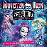 CD Monster High - Verspukt, Das Geheimnis der Monsterketten