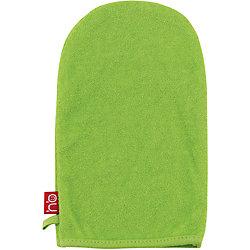 Мочалка-рукавичка Wach&Bath, Happy Baby, зелёный