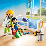 Детская клиника: Доктор с ребенком, PLAYMOBIL