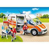PLAYMOBIL® 6685 Krankenwagen mit Licht und Sound