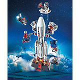 Космическая миссия: Космическая ракета с базовой станцией, Playmobil