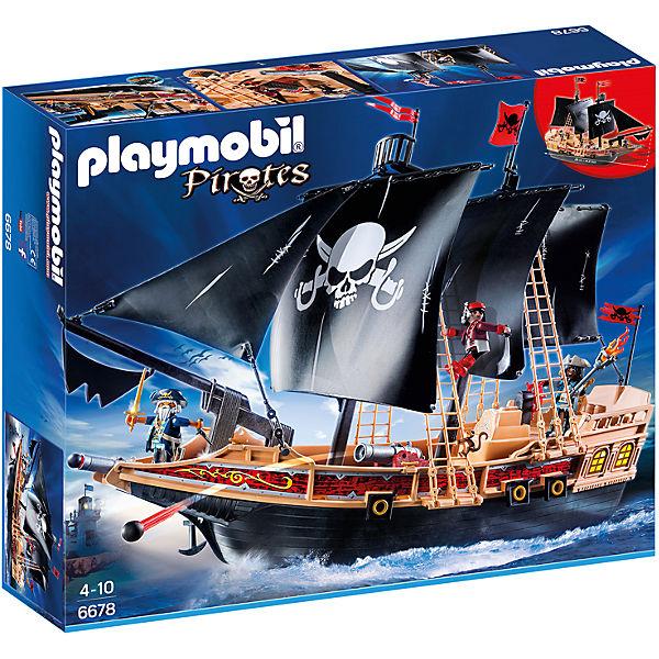 Пиратский боевой Корабль, PLAYMOBIL