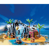 PLAYMOBIL® 6679 Piraten-Schatzinsel