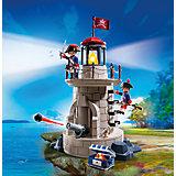 PLAYMOBIL® 6680 Soldatenturm mit Leuchtfeuer
