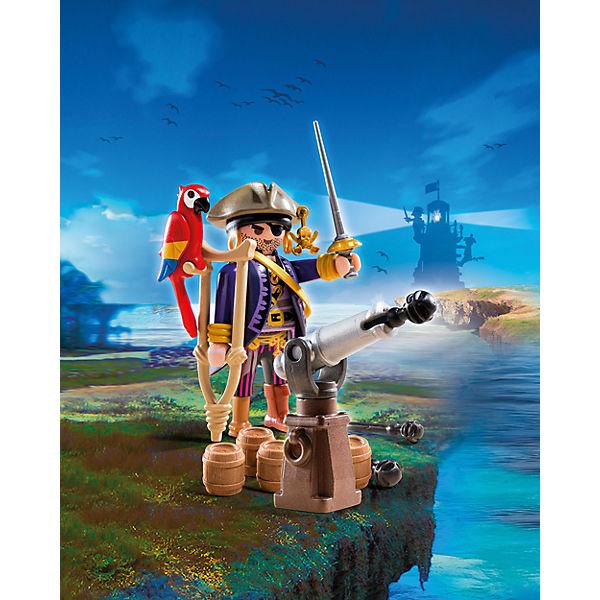 Капитан пиратов, PLAYMOBIL