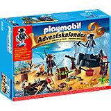 PLAYMOBIL® 6625 Adventskalender Geheimnisvolle Piratenschatzinsel