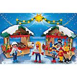 PLAYMOBIL® 5587 Auf dem Weihnachtsmarkt