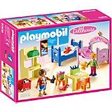 Детская комната для 2-х детей, PLAYMOBIL