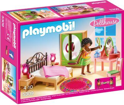 playmobil® 5304 babyzimmer mit wiege, playmobil dollhouse | mytoys