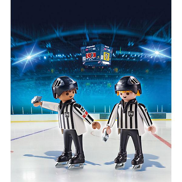 ДУО: Хоккейные арбитры, PLAYMOBIL