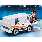 Хоккей: Машина для заливки льда, PLAYMOBIL