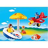 PLAYMOBIL® 6050 1-2-3: Urlaubsspaß (Aktionsartikel)