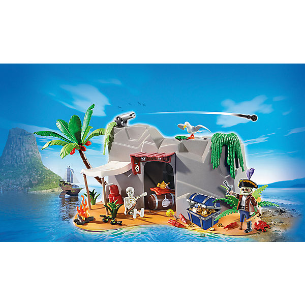 PLAYMOBIL® 4797 Super 4: Piraten-Höhle