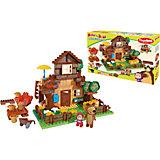 PlayBIG Bloxx Mascha und der Bär - Bärenhaus
