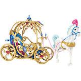 Лошадь с каретой для Золушки, Принцессы Дисней