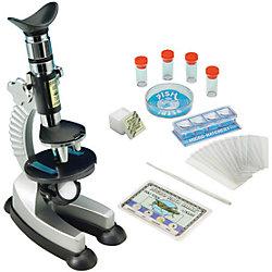 Микроскоп 100*750, Edu-Toys