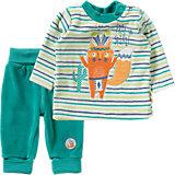 BLUE SEVEN Baby Set Sweatshirt + Hose für Jungen