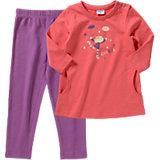 KIDIVIO Baby Set Kleid und Leggings für Mädchen