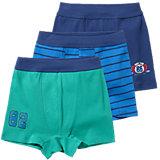 KIDIVIO Unterhosen 3er Pack für Jungen