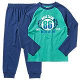 KIDIVIO Schlafanzug für Jungen