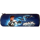 Синий пенал-тубус, Max Steel