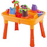 Набор для игры с песком и водой, 18 предметов, Toy Target