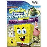 Wii Spongebob Schwammkopf: Planktons Fiese Robo-Rache