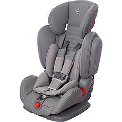 Автокресло Mustang, 9-36 кг., Happy Baby, серый