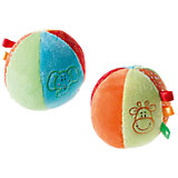 Mesamis Spielball mit Rassel
