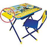 """Набор мебели """"Ну, погоди!"""" (3-7 лет), Дэми, синий"""