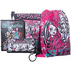 Подарочный набор с пеналом, Monster High