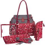 Wickeltache Style Bag, kirsche