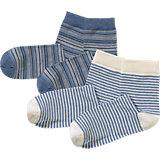 LIVING CRAFTS Socken 2er Pack für Jungen, Organic Cotton
