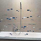 Fliesensticker Fische, 71-tlg.