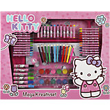 Mega-Kreativset Hello Kitty, 129-tlg.