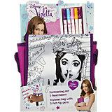 Kreativset Tasche Violetta